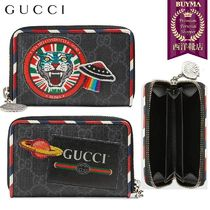 【正規品保証】GUCCI★18秋冬★NIGHT COURRIER CARD CASE