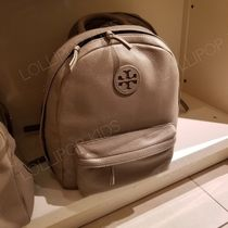 ファイナルセール!Tory Burch ★ LEATHER BACKPACK