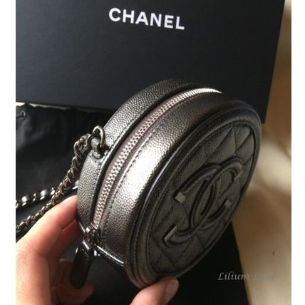 CHANEL 財布・小物その他 【国内発送・すぐ届く】CHANEL☆クラシック チェーンクラッチ(3)