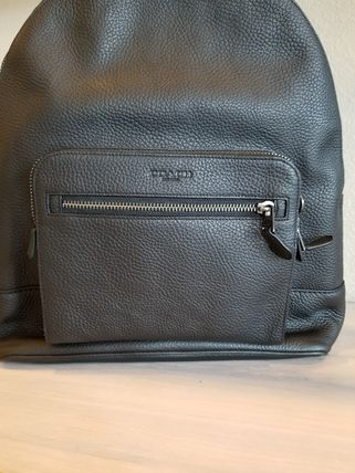 Coach バックパック・リュック 【即発3-5日着】COACH◆男性用WEST BACKPACK◆本皮製リュック◆(10)