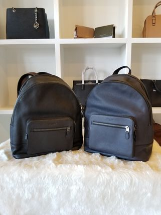 Coach バックパック・リュック 【即発3-5日着】COACH◆男性用WEST BACKPACK◆本皮製リュック◆