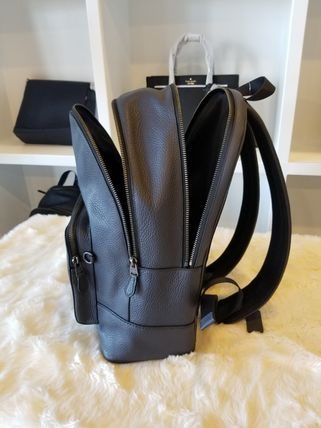 Coach バックパック・リュック 【即発3-5日着】COACH◆男性用WEST BACKPACK◆本皮製リュック◆(20)
