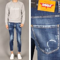 DSQUARED2 18SS DSQ2 PATCH ダメージ加工 ジーンズ_SKATER JEAN