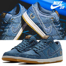 ◆NIKE◆SB DUNK LOW TRD QS【EAST WEST DENIM PACK】◆デニム◆