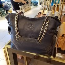 2018AW♪ Tory Burch ★ BOMBE SLOUCHY TOTE
