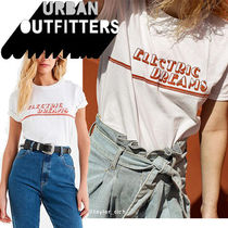 ● Urban Outfitters ●人気 Electric Dreams レトロ Tシャツ 白