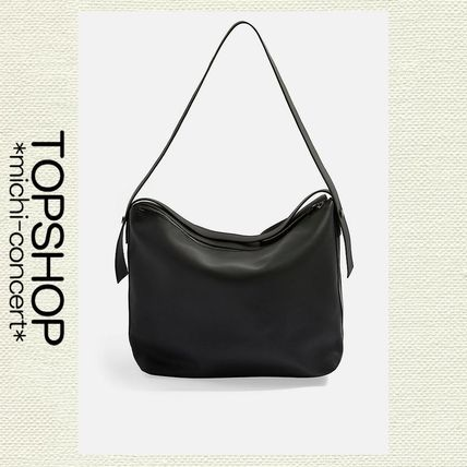 TOPSHOP ショルダーバッグ・ポシェット TOPSHOP Slouchyホーボーバッグ(2)