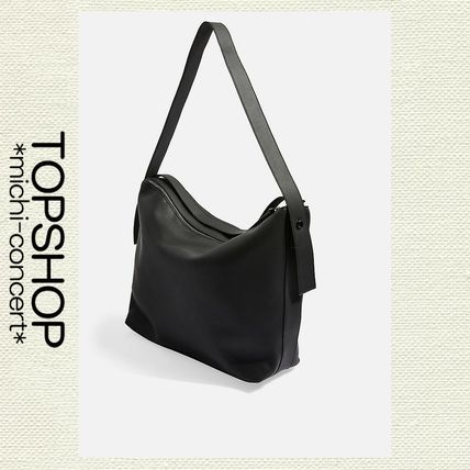 TOPSHOP ショルダーバッグ・ポシェット TOPSHOP Slouchyホーボーバッグ(4)