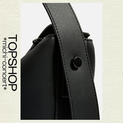 TOPSHOP ショルダーバッグ・ポシェット TOPSHOP Slouchyホーボーバッグ(5)