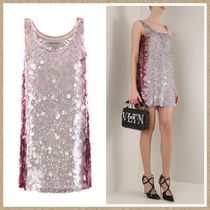 SALE【VALENTINO】sequinned ショート ドレス