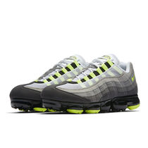 "NIKE AIR VAPORMAX 95 ""NEON YELLOW""  イエローグラデ"
