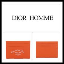 ★★DIOR HOMME ( ORANGE CARD HOLDER )送料込み★★