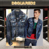 【18AW NEW】D SQUARED2_men / Day Dream Classic Denim Jacket