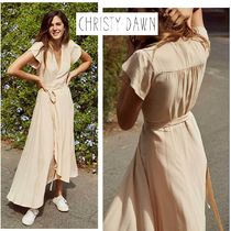 CHRISTY DAWN(クリスティーダウン) ワンピース 【CHRISTY DAWN】日本未入荷The Autumn Dress Butterscotch