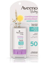 2個Aveeno baby stick sunscreen