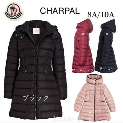 MONCLER キッズアウター MONCLER キッズ 18/19秋冬 モンクレール CHARPAL 8A/10A