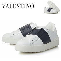 VALENTINO正規品/EMS/送料込み Rock Stud Hidden Open Sneakers