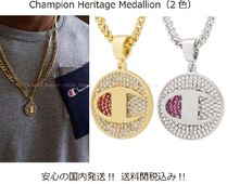 送料税込【King Ice】Champion Heritage Medallionネックレス☆