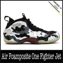 cb23a691cc1 ☆ NIKE 追跡発 ナイキ Air Foamposite One Fighter Jet 2013