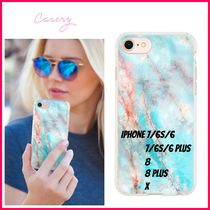 最新!!日本未入荷☆THE CASERY ☆FROSTY MARBLE IPHONE
