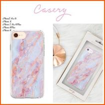最新!!日本未入荷☆THE CASERY ☆CANDY MARBLE IPHONE CASE