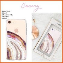 最新!!日本未入荷☆THE CASERY ☆DUSTY AGATE IPHONE CASE