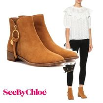 ☆ See By Chloe ☆Salvador スエードアンクルブーツ☆関税込
