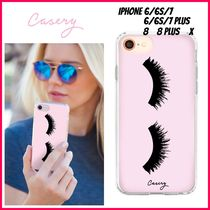 最新!!日本未入荷☆THE CASERY☆LASHES IPHONE CASE
