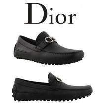 VIP価格【Dior】LEATHER LOAFERS 関税込