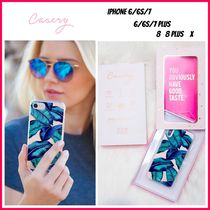 最新!!日本未入荷☆THE CASERY☆TROPICAL LEAVES IPHONE CASE