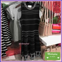 【kate spade】復刻★上品スタイルknit fit and flare dress★