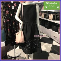 【kate spade】復刻★花柄レースが素敵♪ fit and flare dress★