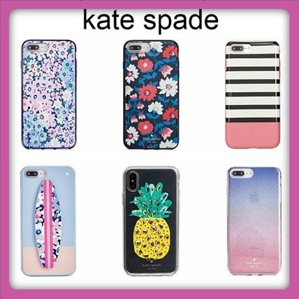 kate spade new york iPhone・スマホケース kate spade●携帯ケース●Phone 8/ 8Plus /X Case 各種