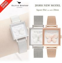 NEW☆◆Olivia Burton◆知的なフォルム 3D Butterfly Watch