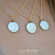 MAN In The MOON ネックレス★Luxdivine #1058