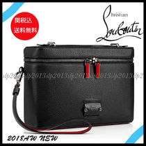 20e4d77848 19New□Christian Louboutin□未発売 Kypipouch Pouch BK 関税込