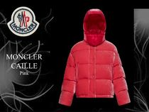 MONCLER ★18/19秋冬 ★CAILLE ピンク★