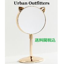 Urban Outfitters(アーバンアウトフィッターズ) 鏡 送関込☆Urban Outfitters☆伸縮式ネコ耳ミラーCat Ear Mirror