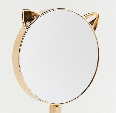 Urban Outfitters 鏡 送関込☆Urban Outfitters☆伸縮式ネコ耳ミラーCat Ear Mirror(2)