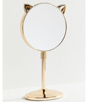 Urban Outfitters 鏡 送関込☆Urban Outfitters☆伸縮式ネコ耳ミラーCat Ear Mirror(3)
