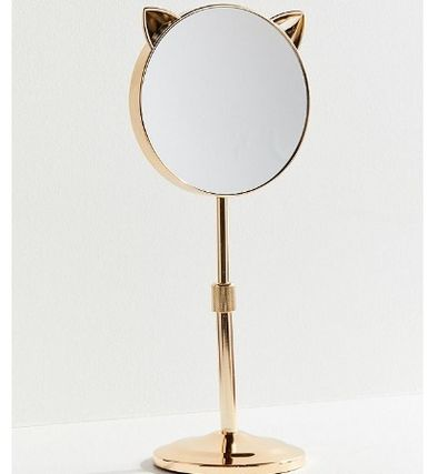 Urban Outfitters 鏡 送関込☆Urban Outfitters☆伸縮式ネコ耳ミラーCat Ear Mirror(4)