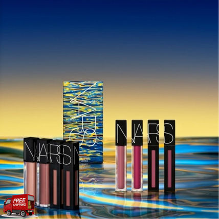 NARS☆Nordstrom限定☆リキッドリップ 4本セット 2種