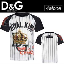 DOLCE & GABBANA☆BABY BOYS☆ROYAL KING Tシャツ
