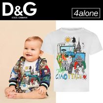 DOLCE & GABBANA☆BABY BOYS☆TOUR OF ITALY Tシャツ