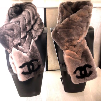 """2018-19""""Automne-Hiver""""CHANEL/18B【Orylag Echarpes】6Couleurs"""