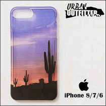 Urban Outfitters☆ 砂漠のサボテン柄♪ iPhoneケース (6/7/8用)