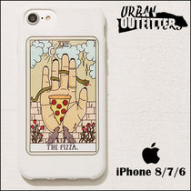 Urban Outfitters☆THE ピザ柄♪ iPhoneケース (6/7/8用)
