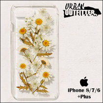 Urban Outfitters☆ リアルなフラワー柄♪ iPhoneケース (6/7/8)