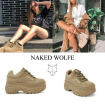 Naked Wolfe(ネイキッドウルフ) スニーカー 送料/関税込【Naked Wolfe】 Sporty Suede インスタ人気