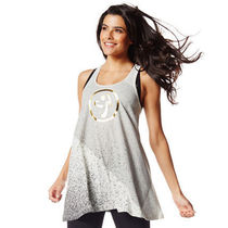 ☆ZUMBA・ズンバ☆So Shaded Loose Tank WH